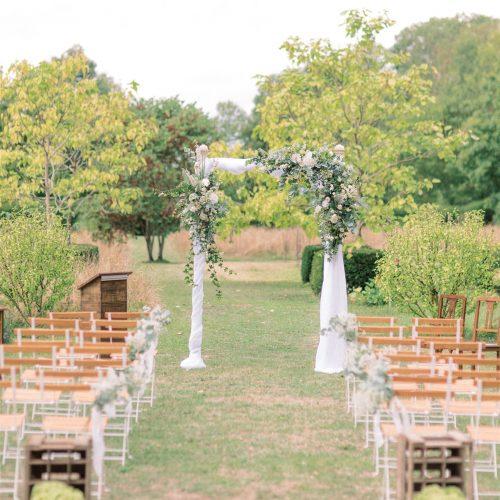 Micro bruiloft in Frankrijk