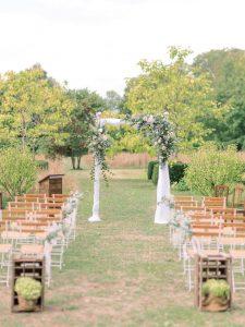 Een micro wedding in frankrijk